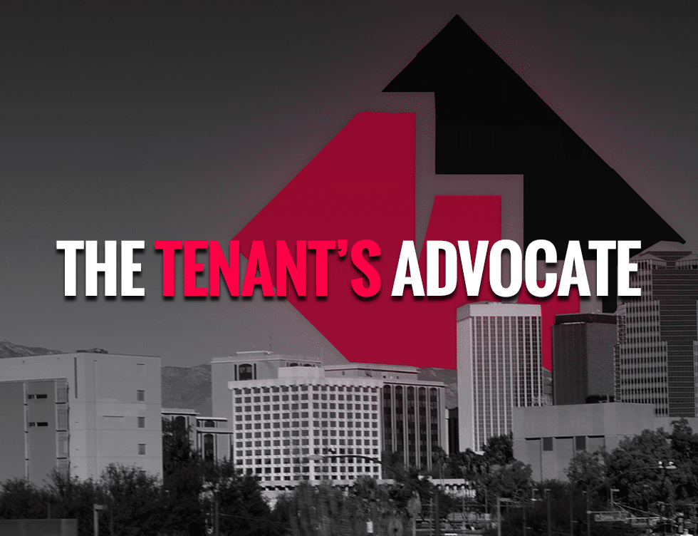 The Tenant's Advocate- Get Your Phoenix or Tucson Commercial Property Finances in Order
